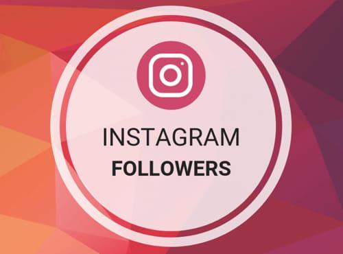 Instagram Followers 1