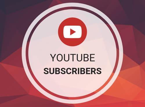 YouTube Subscribers 1