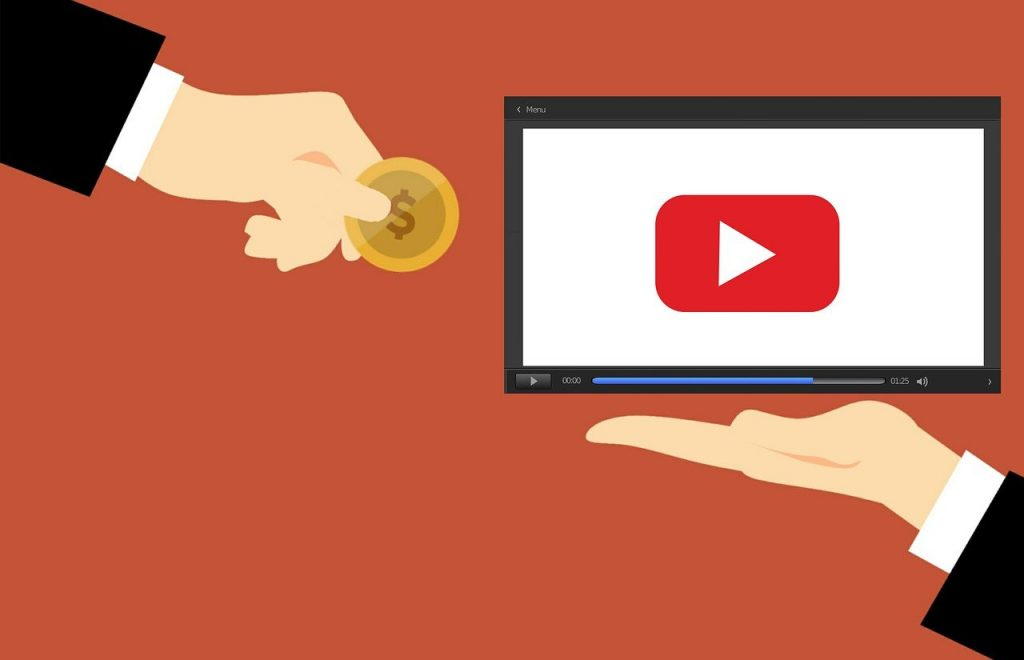 getting more money from youtube