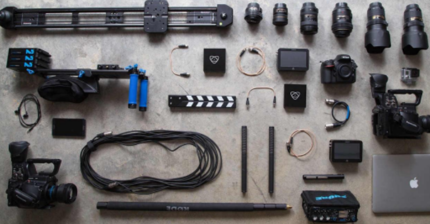 equipment to make youtube videos